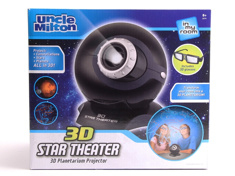 Uncle Milton S Toys In My Room 3d Star Theater 174