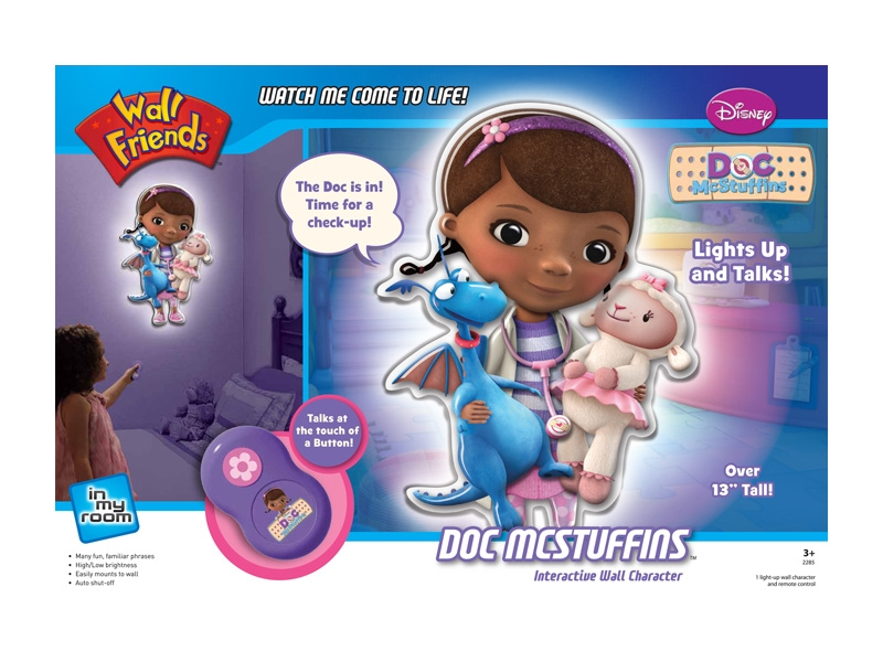 Uncle Milton S Toys In My Room Doc Mcstuffins Wall