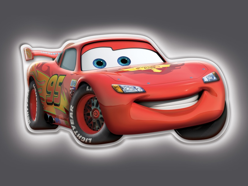 Uncle Milton S Toys In My Room Lightning Mcqueen Wall