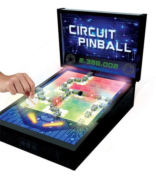 Uncle Milton\'s Toys | Ever Wonder? | Circuit Pinball Electronics Lab