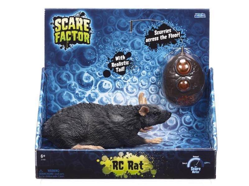 Uncle Milton S Toys Scare Factor Rc Rat