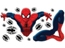 "Spider-Man decal is over 21"" wide!"