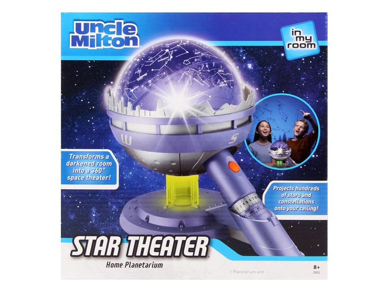Uncle Milton S Toys In My Room Star Theater 174