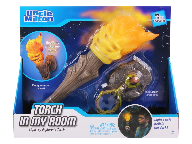 Uncle Milton S Toys In My Room Torch In My Room